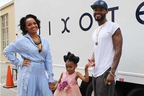 Lyric Kai Kilpatrick, Daughter of Kyla Pratt with husband Danny Kilpatrick