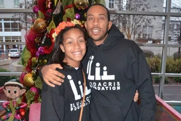 Daughter of Ludacris,Karma Bridges