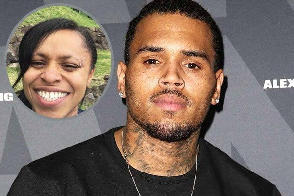 Chris Brown's sister, Lytrell Bundy