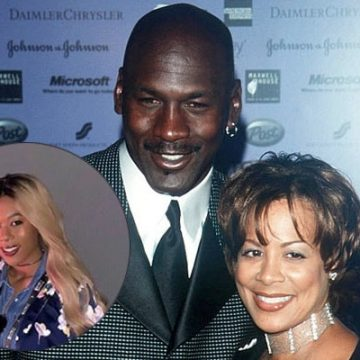 dca844d5dd74 Home LeBron James. Post. Meet Jasmine Mickael Jordan – Photos of Michael  Jordan s Daughter with Juanita Vanoy