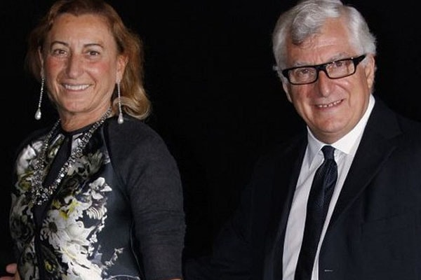Net worth and earnings of Miuccia Prada