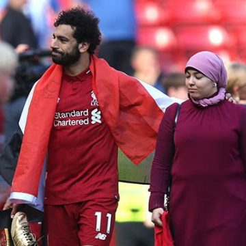 Meet Magi Salah – Photos of Mohamed Salah's Wife and Mother of His Baby Makka Mohamed Salah