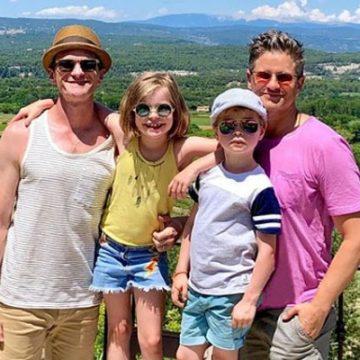 Meet Gideon Scott Burtka-Harris – Photos of Neil Patrick Harris' Son With Husband David Burtka
