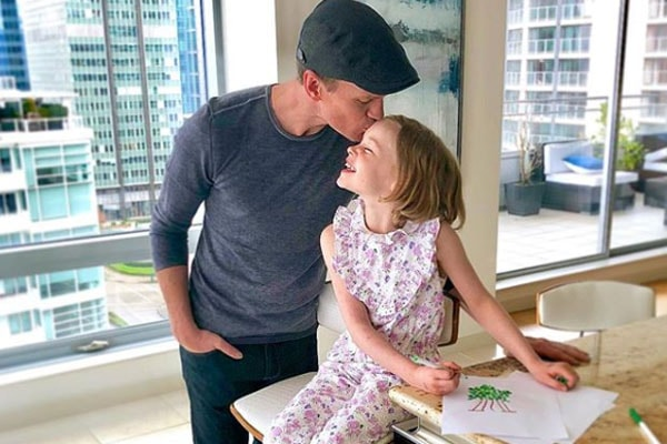 Neil Patrick Harris has a daughter named Harper Grace Burtka-Harris