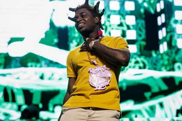 Net worth of Kodak Black