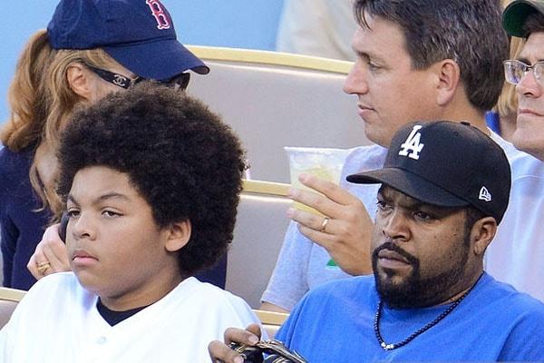 Shareef Jackson is Ice Cube's third son