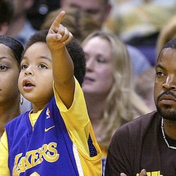 Meet Shareef Jackson – Photos of Ice Cube's Son With Wife Kimberly Woodruff