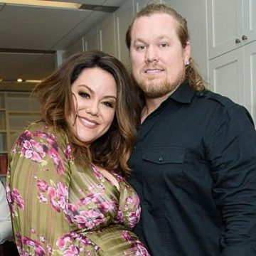 Meet Kingston Saint Greer – Photos of Katy Mixon's Son With Husband Breaux Greer
