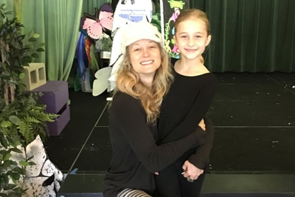 Bayley Wollam is the daughter of JamieWollam and his ex Teri Polo