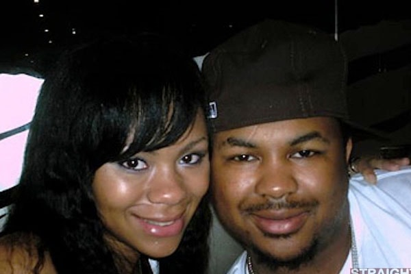 Parents of London Nash, The-Dream and Nivea
