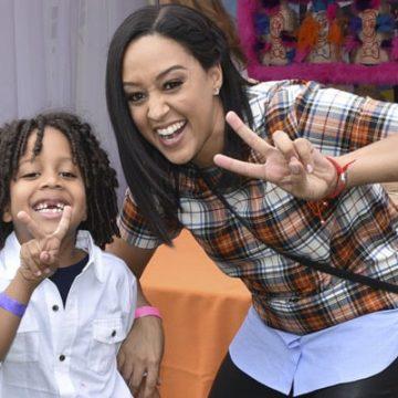 Meet Cree Taylor Hardrict – Photos of Tia Mowry's Son With Husband Cory Hardrict