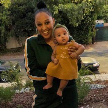Meet Cairo Tiahna Hardrict – Photos of Tia Mowry's Daughter With Husband Cory Hardrict