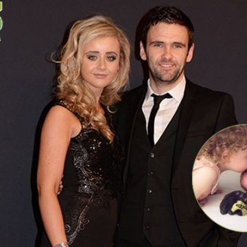 Meet Willa Wren Dunlop – Photos of Late William Dunlop's New Born Daughter With Partner Janine Brolly