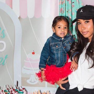 Meet A'mei Kazuko Grandberry – Photos of Apryl Jones' Daughter With Singer Omarion