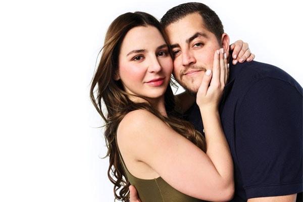 Anfisa Nava and her husband Jorge Nava