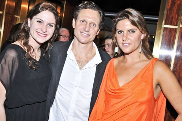 Anna Busky-Goldwyn and family