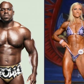 Meet Linda Palonen – WWE Wrestler Apollo Crews' wife