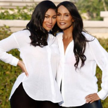 Meet Anansa Sims – Plus Size Model and Beverly Johnson's Daughter With Late Husband Danny Sims