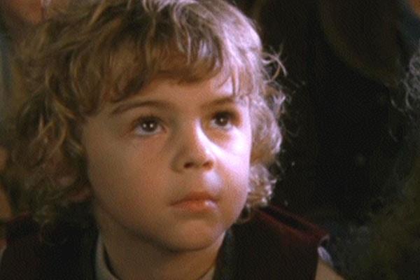 Billy Jackson,son of Peter Jackson