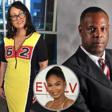 Chanel Iman Parents – Author Mother China Robinson and Coach Father Tic Price