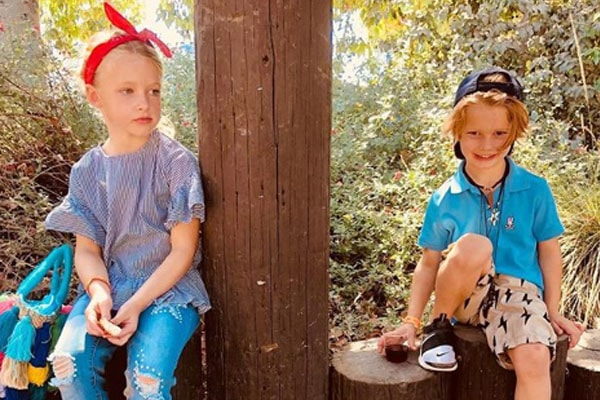 Jessica Simpson's children