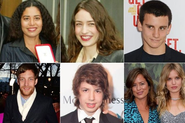 Mick Jagger's children
