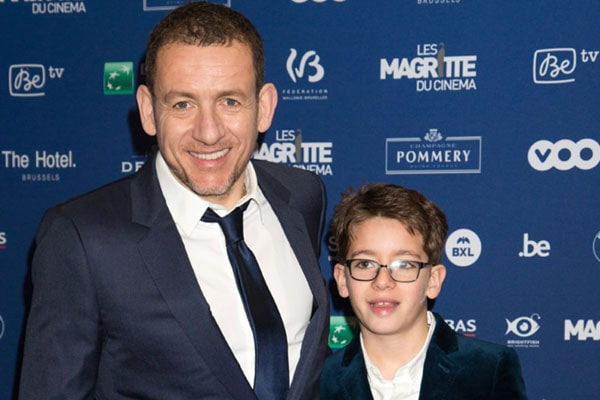 EytaBoon, Dany Boon's son with wife Yael Boon