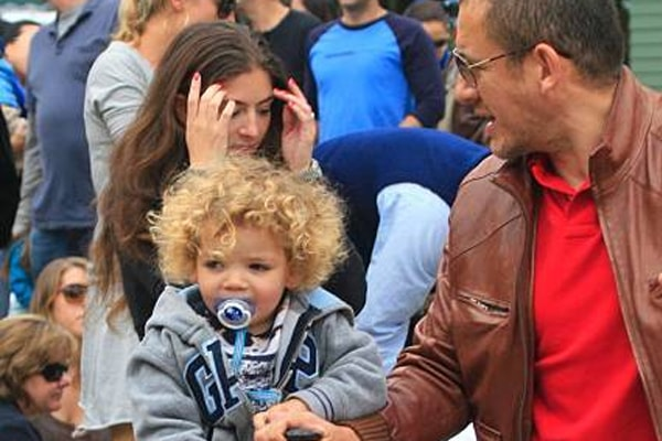 Dany Boon's daughter Sarah