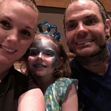Meet Ruby Claire Hardy – Photos of Jeff Hardy's daughter with wife Beth Britt