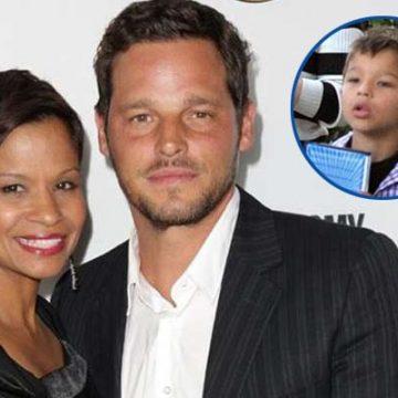 Meet Jackson Chambers – Photos of Justin Chambers' Son With Wife Keisha Chambers