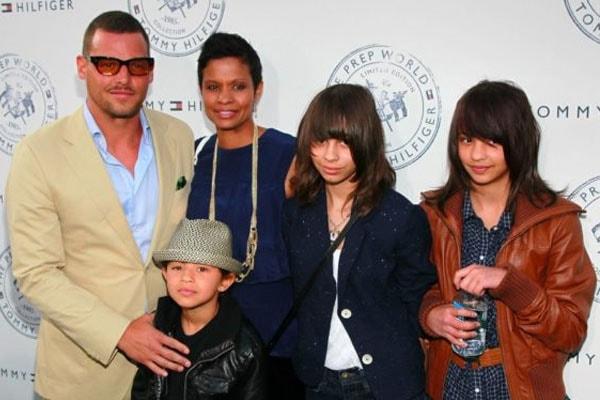 Jackson Chambers' family