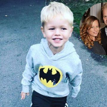 Meet Ray Emmanuel Fillary – Photos of Jade Jagger's Son With Husband DJ Adrian Fillary