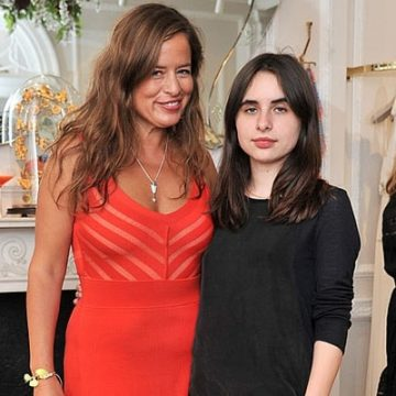 Meet Assisi Lola Jackson – Photos of Jade Jagger's Daughter With Ex-Partner Piers Jackson