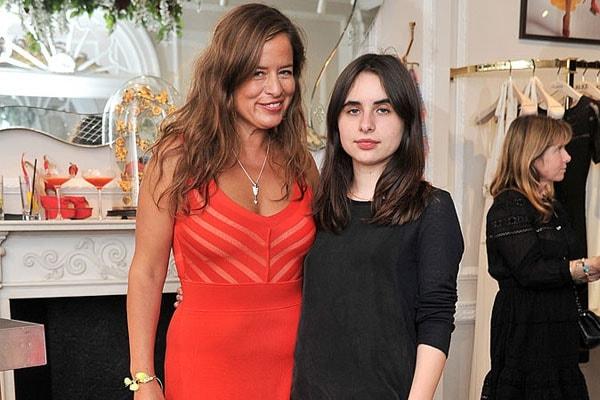 Jade Jagger's daughter Assisi Lola Jackson