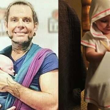 Meet Nera Quinn Hardy – Photos of Jeff Hardy's daughter with wife Beth Britt