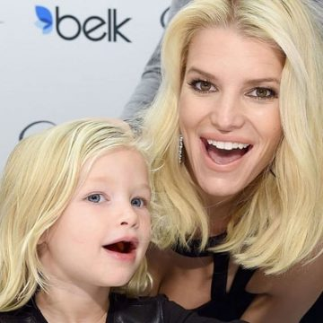 Meet Maxwell Drew Johnson – Photos of Jessica Simpson's Daughter with Husband Eric Johnson and Facts