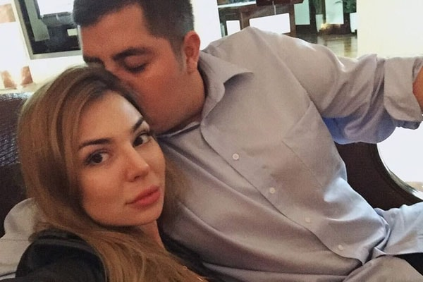 Anfisa Nava is married to Jorge Nava