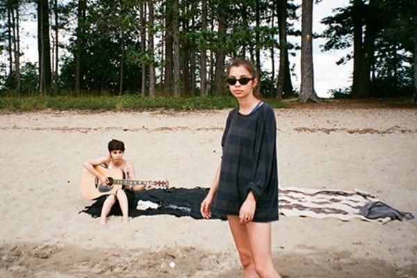 Justin Chambers' daughters, Maya Chambers and Kaila Chambers