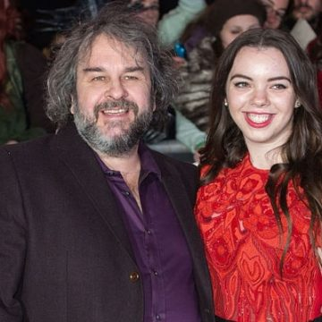Meet Katie Jackson – Peter Jackson's daughter and her LOTR Cameo appearances