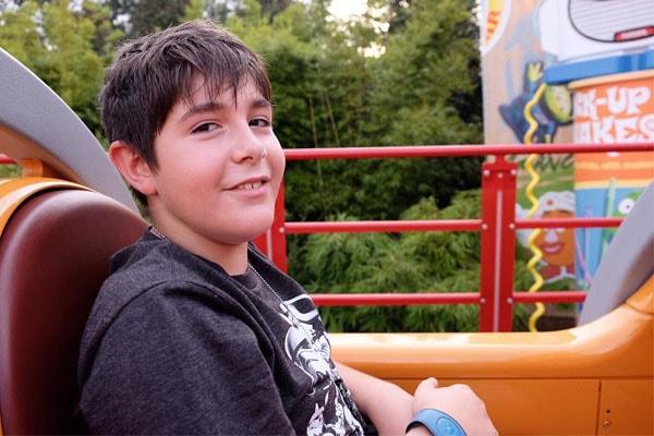 Kevin Steen's son Owen Steen