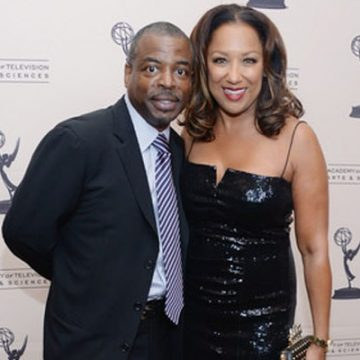 Meet Stephanie Cozart Burton – Photos of LeVar Burton's Wife and Mother of a Daughter