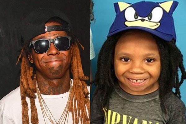 Lil Wayne's son Neal Carter