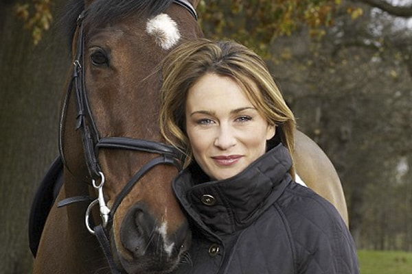 Louise Bonsall horserider and owner