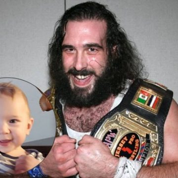 Nolan Harper – Photos of WWE wrestler Luke Harper's son