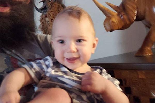 Nolan Harper, Luke Harper's son