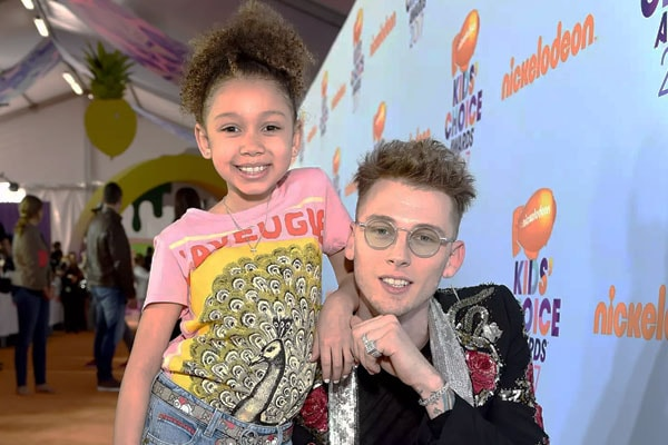 Meet Casie Colson Baker Photos Of Mgk S Daughter With Baby Mama