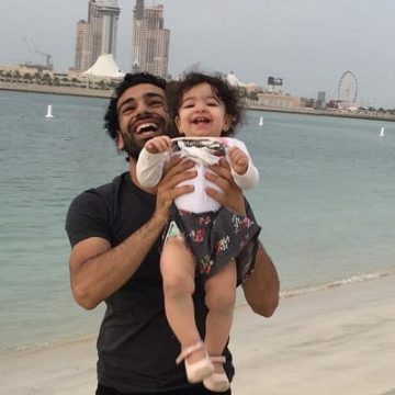 Meet Makka Mohamed Salah – Photos of Mohamed Salah's Daughter With Wife Magi Salah