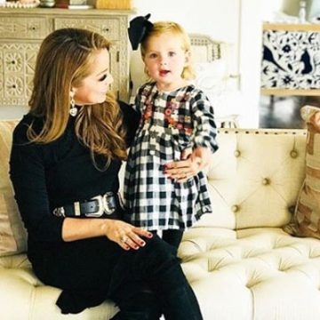 Meet Anna Carina Button-Valladolid – Photos of Marcela Valladolid's Daughter With Fiance Philip Button