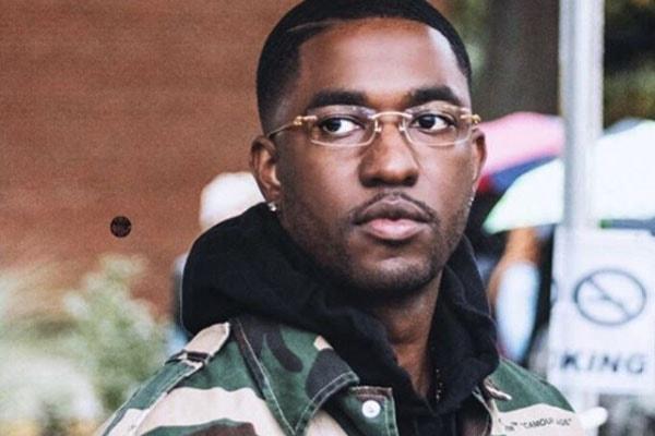 Marcus Black, boyfriend of Brooke Valentine