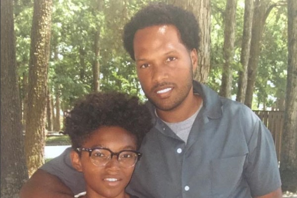 Mendeecees Harris and son Lil Mendeecees